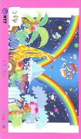 ARC EN CIEL - RAINBOW - Regenboog - Regenbogen Phonecard Telefonkarte (206) - Astronomy