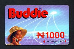 NIGERIA - Remote Phonecard *BOGOF (stock Scan)