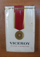 AC - VICEROY AMERICAN CIGARETTES # 1 UNOPENED BOX FOR COLLECTION - Other