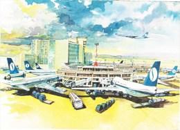 BRUSSEL NATIONAL AIRPORT - SABENA - Bruxelles National - Aéroport