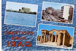 AK  Asien IRAK IRAQ ANSICHTSKARTE - Iraq