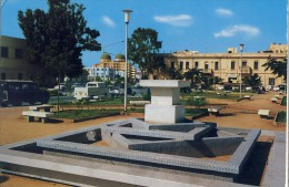 AK Afrika > Libyen BENGHAZI HAITI SQUARE  ANSICHTSKARTE 1970 - Libyen