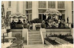 DINARD - Le Casino Municipal - La Terrasse - Dinard