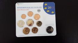 Coffret Euro BU Allemagne 2013 Atelier D - Allemagne