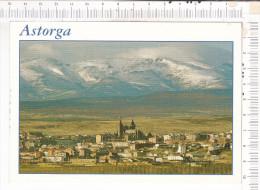 ASTORGA   -  Vista  Parcial - Espagne