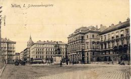 AK  WIEN  WIEN I SCHWARZENBERGPLATZ ,SPERLINGS POSTKARTENVERLAG,WIEN Nr.149.A.ANSICHTSKARTE 1912 - Prater