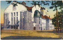 Reval  Tallinn  Theater P. Used Russia  Nice Stamps 1916 - Estonie