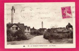 62 PAS-de-CALAIS LE TOUQUET-PARIS-PLAGE, Les Phares, 1935, (CAP, Strasbourg) - Le Touquet