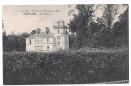 Pas De Calais 62 - NEUFCHATEL Le Chateau Dans Les Environs De Boulogne Sur Mer Vue Sur La Facade Parc Domaine Batisse - Other Municipalities