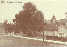 Donceel -- La Place.  Reproduction De L´ADEPS (voir Verso). (2 Scans) - Donceel
