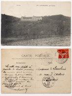 LACABANNE Près Cublac  - Cachet Perlé De CUBLAC    (84198) - Autres Communes