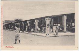 26378g  DAR ES SALAM - Markthalle - Deutsch-Ost-Afrika - Tanzania