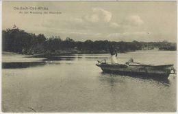 26382g  DAR ES SALAM - An Der Mündung Des Msimbasi - Deutsch-Ost-Afrika - Tanzanie