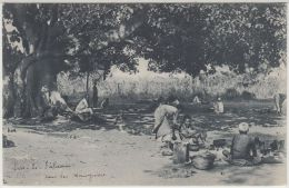 26385g  DAR ES SALAM - Under Dem Mangobaum - Deutsch-Ost-Afrika - Tanzania