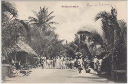 26386g  DAR ES SALAM - Arabestrasse - Deutsch-Ost-Afrika - Tanzanie