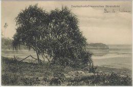 26387g  DAR ES SALAM - Deutschostafrikanisches Strandbild - Deutsch-Ost-Afrika - Tanzania