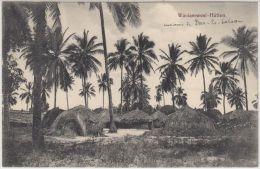 26390g  DAR ES SALAM - Waniamwesi - Hütten - Deutsch-Ost-Afrika - Tanzania