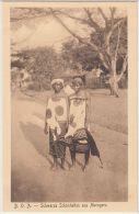 26394g  DAR ES SALAM - ETHNOGRAPHIQUE - Schwarze Schönheiten Aus Morogoro - Deutsch-Ost-Afrika - Tanzanie
