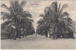 26396g  DAR ES SALAM - Neger - Viertel - Deutsch-Ost-Afrika - Tanzanie