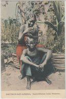26410g  DAR ES SALAM - ETHNOGRAPHIQUE - Suahelifrauen  Beim Frisieren - Deutsch-Ost-Afrika - Coloriosée - Tanzanie