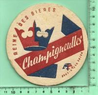 SOUS-BOCK: Champigneule - Sous-bocks