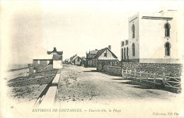 N°46877 -cpa Coutainville -la Plage- - Autres Communes