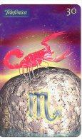 Zodiaque Zodiac Télécarte Brésil  (694/J13) - Sternzeichen