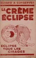 """Cirage  - La Crème Eclipse  - """" Eclipse Tous Les Cirages """" - Format 13,7 X 21,5 Cm - Produits Ménagers"""
