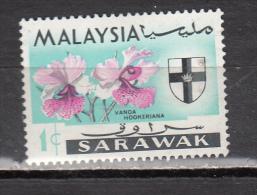 SARAWAK *  YT N° 213 - Malesia (1964-...)