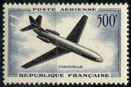 France PA (1957) N 36 * (charniere) - Poste Aérienne