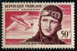 France PA (1955) N 34 * (charniere) - Poste Aérienne