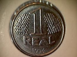 Bresil 1 Real 1994 - Brésil