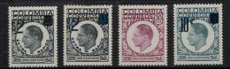 Colombia  1959 SC 698-699, C319-C320 MNH Gaitan Famous People - Colombia