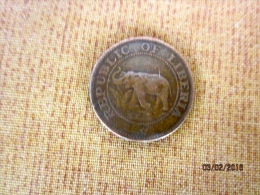 Liberia 1 Cent 1961 - Liberia