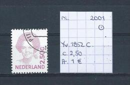 Nederland 2001 - Yv. 1852C Gest./obl./used - Periodo 1980 - ... (Beatrix)