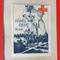 VIGNETTE NICE  - NO�L 1916.