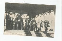 TRONDHJEM KRONINGEN 1906 DEN NORSKE KONGEFAMILIES MODTAGELSE - Norvège