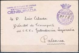 1938.- A PALENCIA - 1931-Hoy: 2ª República - ... Juan Carlos I
