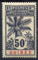 Guinée                               43  * - Guinée Française (1892-1944)