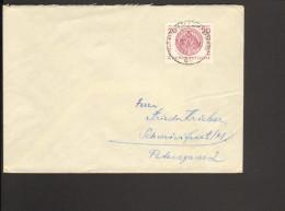 DDR Fernbrief Aus Schmölln Mit 20 Pfg.500 Jahre Universität Greiswald 1956 - [6] Democratic Republic