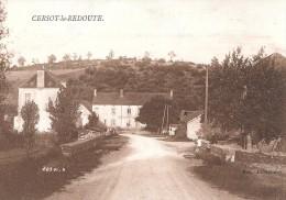 CERSOT LA REDOUTE - France