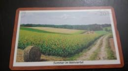 Austria-(f318)-sommer Im Weinv-(805l)-(20units)-tirage-1.010+1card Prepiad Free - Austria
