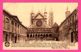 Tournai - La Cathédrale - L'édifice Actuel A Succédé A Une Cathédrale Plus Ancienne - DESAIX - 1932 - Tournai