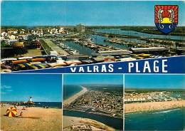 B 16 - 648 :  VALRAS-PLAGE - Autres Communes