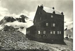 Rifugio Teodulo (Teudolu) (Aosta) Valtournanche, Refuge Teodulo, Panorama, Vue - Aosta