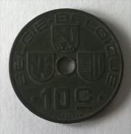 Monnaie - Belgique - 10 Centimes 1941 - - 02. 10 Centimes