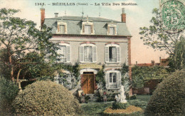 - MEZILLES - La Villa Des Martins  (couleurs)  -17939- - Autres Communes