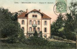 - MEZILLES - Le Chalet P. Hubert   (couleurs)  -17940- - Autres Communes