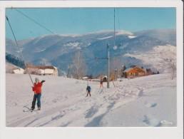 CPM - KRUTH - Pistes De Ski Du FRENZ - France