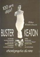 """Carte Postale édition """"Dix Et Demi Quinze"""" - Buster Keaton - Chorégraphe Du Rire (cinéma - Film) - Acteurs"""